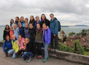 Reisli der Aktiven Damen und Gymnastik 2016