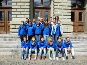 Reise der aktiven Damen und Gymnastik Ormalingen 2015