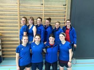 Badminton Turnier Gelterkinden 2015